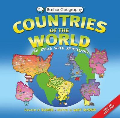 Basher Geography: Countries of the World by Mary Frances Budzik image