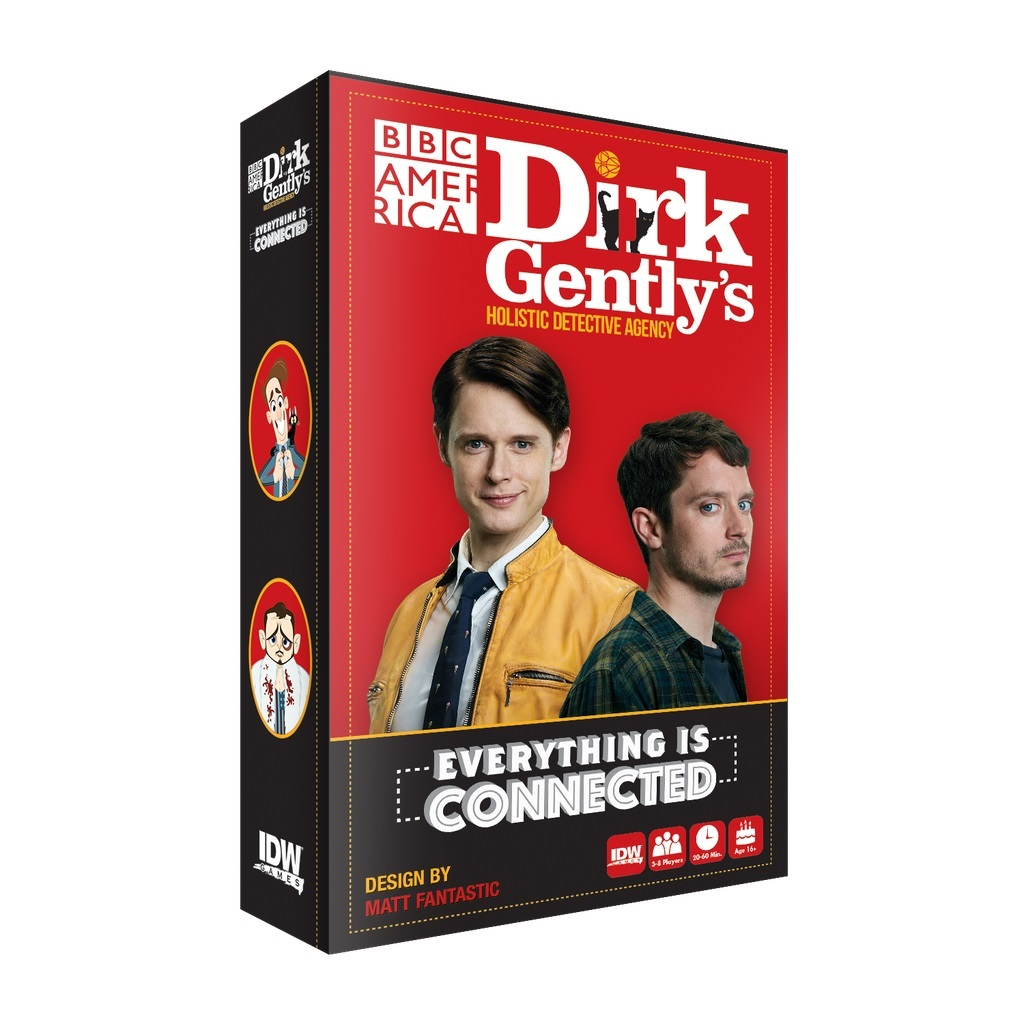Dirk Gently's Holistic Detective Agency: Everything is Connected image