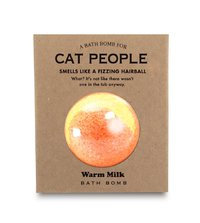 Whiskey River Co: Bath Bomb - Cat People