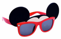 Sunstaches: Lil' Characters Sunglasses - Mickey Mouse