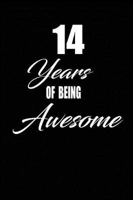 14 years of being awesome by Nabuti Publishing image