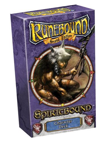Runebound Character Deck: Spiritbound image