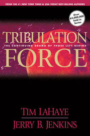 Tribulation Force: The Continuing Drama of Those Left Behind: v. 2 by Tim F LaHaye image