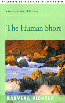 The Human Shore by Harvena Richter image
