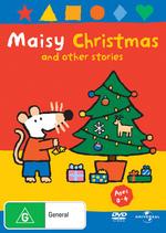 Maisy Christmas on DVD