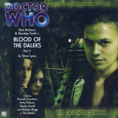 1.2 Doctor Who - Blood of the Daleks pt 2 2 by Steve Lyons