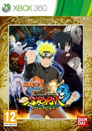 Naruto Shippuden: Ultimate Ninja Storm 3 - Full Burst for Xbox 360