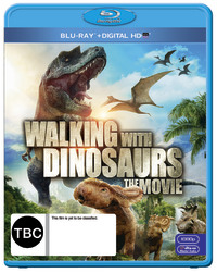 Walking with Dinosaurs (Blu-ray/Ultraviolet) on Blu-ray