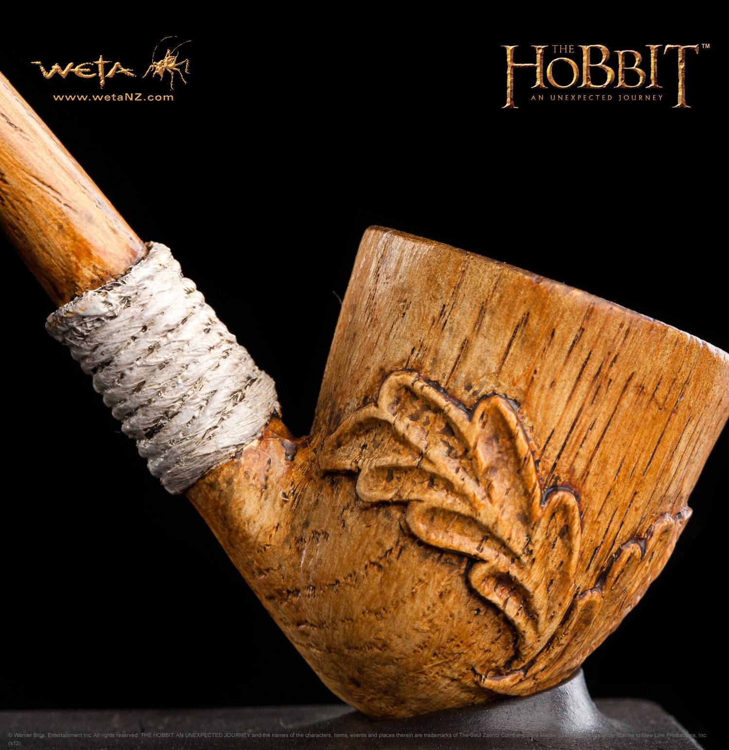The Desolation Of Smaug - Pipe Of Bilbo Baggins Replica