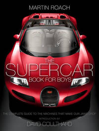 The Supercar Book by Martin Roach