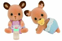 Sylvanian Families: Red Deer Twins
