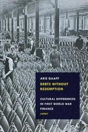 Debts Without Redemption by Aris Gaaff image