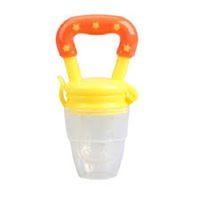 Munch Baby Feeder - Yellow