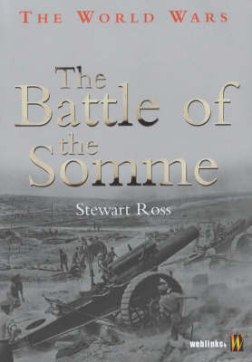 The Battle of the Somme by Stewart Ross image