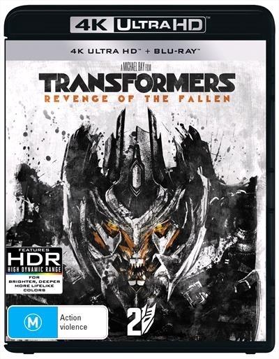 Transformers: Revenge Of The Fallen on UHD Blu-ray image