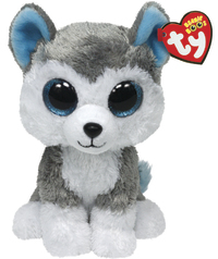 Ty Beanie Boo: Slush Dog - Medium Plush