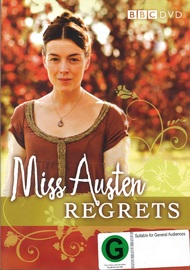 Miss Austen Regrets on DVD
