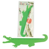 Crocodile Ruler image
