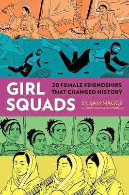 Girl Squads by Sam Maggs image