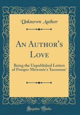 An Author's Love by Unknown Author