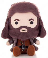 "Harry Potter: 8"" Plush - Rubeus Hagrid"