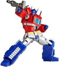 Amazing Yamaguchi: Convoy / Optimus Prime - Action Figure