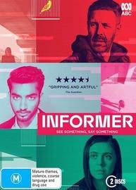 Informer on DVD