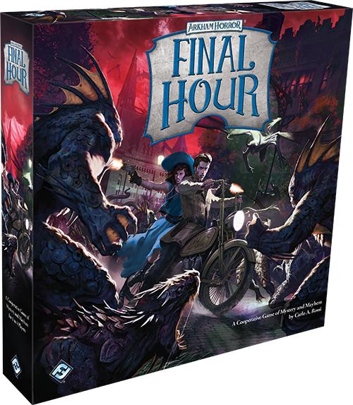Arkham Horror: Final Hour - Board Game