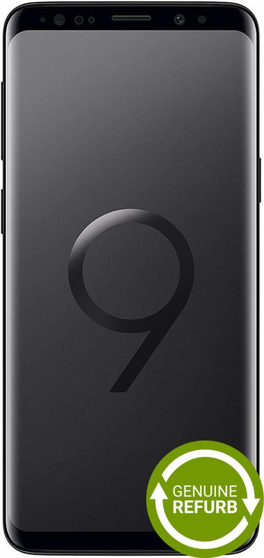 Samsung Galaxy S9 256GB - Midnight Black [Refurbished]