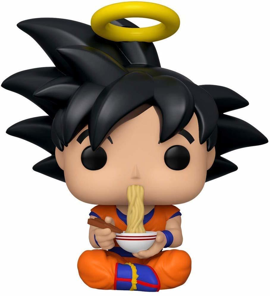 Goku (Eating Noodles) Pop! Vinyl Figure image
