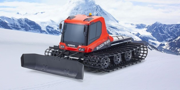 Kyosho: 1/12 EP RS Blizzard 2.0 (with Battery & Charger)