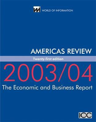 Americas Review: 2003-2004: Economic and Business Report by Kogan Page image