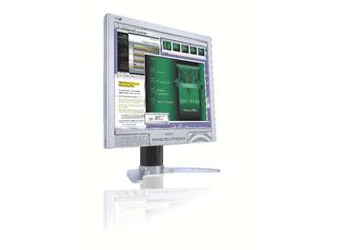 Philips 190B7CS 19  Business LCD Monitor image