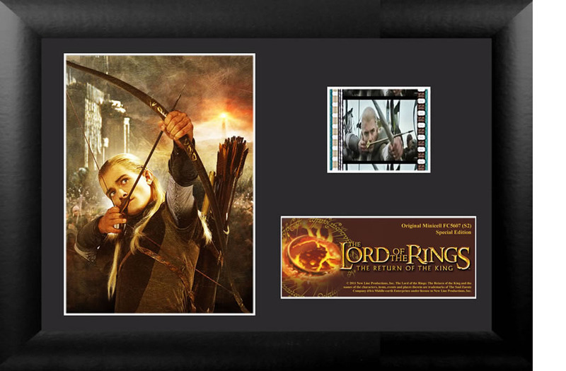 FilmCells: Mini-Cell Frame - Lord of the Rings: Return of the King (Legolas) image