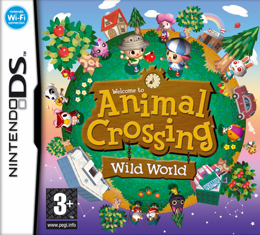 Animal Crossing: Wild World for Nintendo DS image