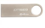 64GB Kingston - 2.0 DataTraveler SE9 USB Flash Drive