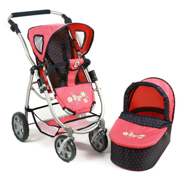 Chic Bayer: 2 in 1 Doll Pram & Stroller Combo