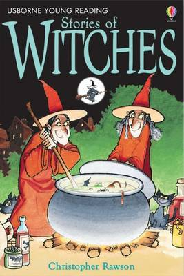 Stories of Witches by Christopher Rawson image