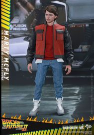 "Back To The Future - Marty Mcfly - 12"" Collectible Figure image"