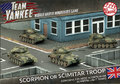 Flames of War: Team Yankee - Scorpion/Scimitar Platoon