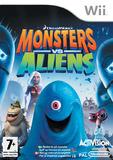 Monsters vs. Aliens for Nintendo Wii