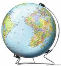Ravensburger: 3D Globe Puzzle - 540pc