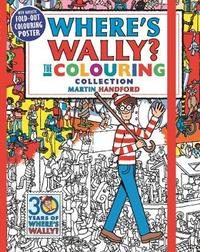 Where's Wally? The Colouring Collection by Martin Handford image