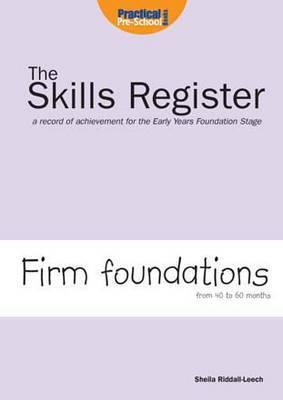Firm Foundations by Sheila Riddall-Leech