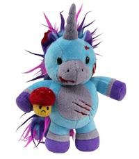 "WhimWham: Unicorn Cupcake Zombie - 8"" Plush image"