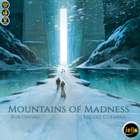 Mountains of Madness - Board Game