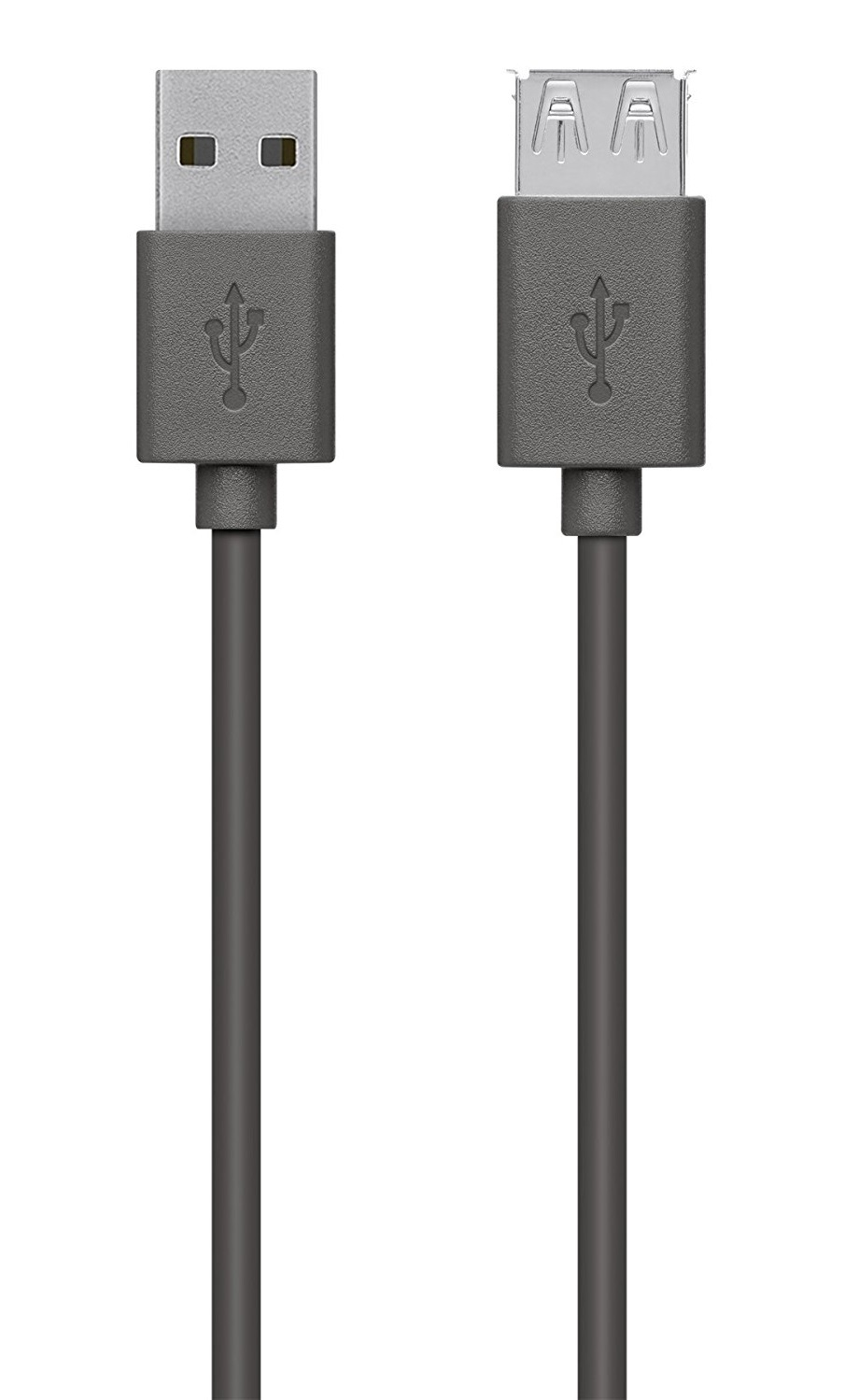 Belkin: USB 2.0 Extension Cable, A to A - 3m (Grey) image