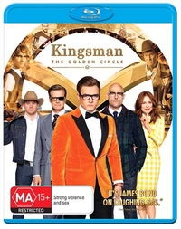 Kingsman: The Golden Circle on Blu-ray image