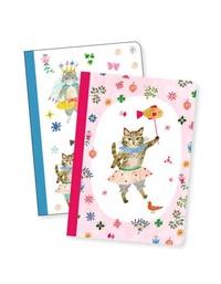Djeco: Notebook Set - Aiko