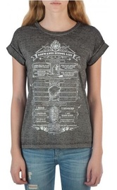 Harry Potter: School List - Roll T-Shirt (Large)